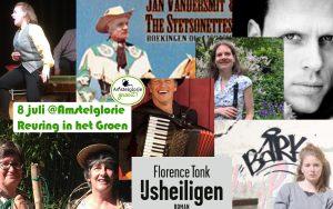 Amstelglorie-festival Artiestenoverzicht