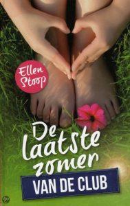 Boekcover Laatste zomer van de club - Ellen Stoop