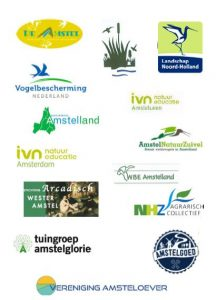 Logo's Amstelland-organisaties