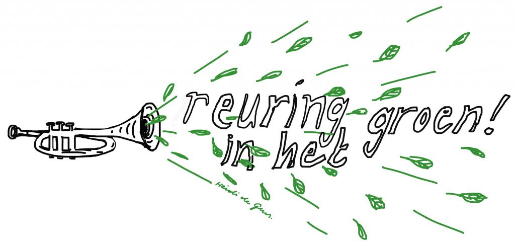 Logo Reuring in het Groen