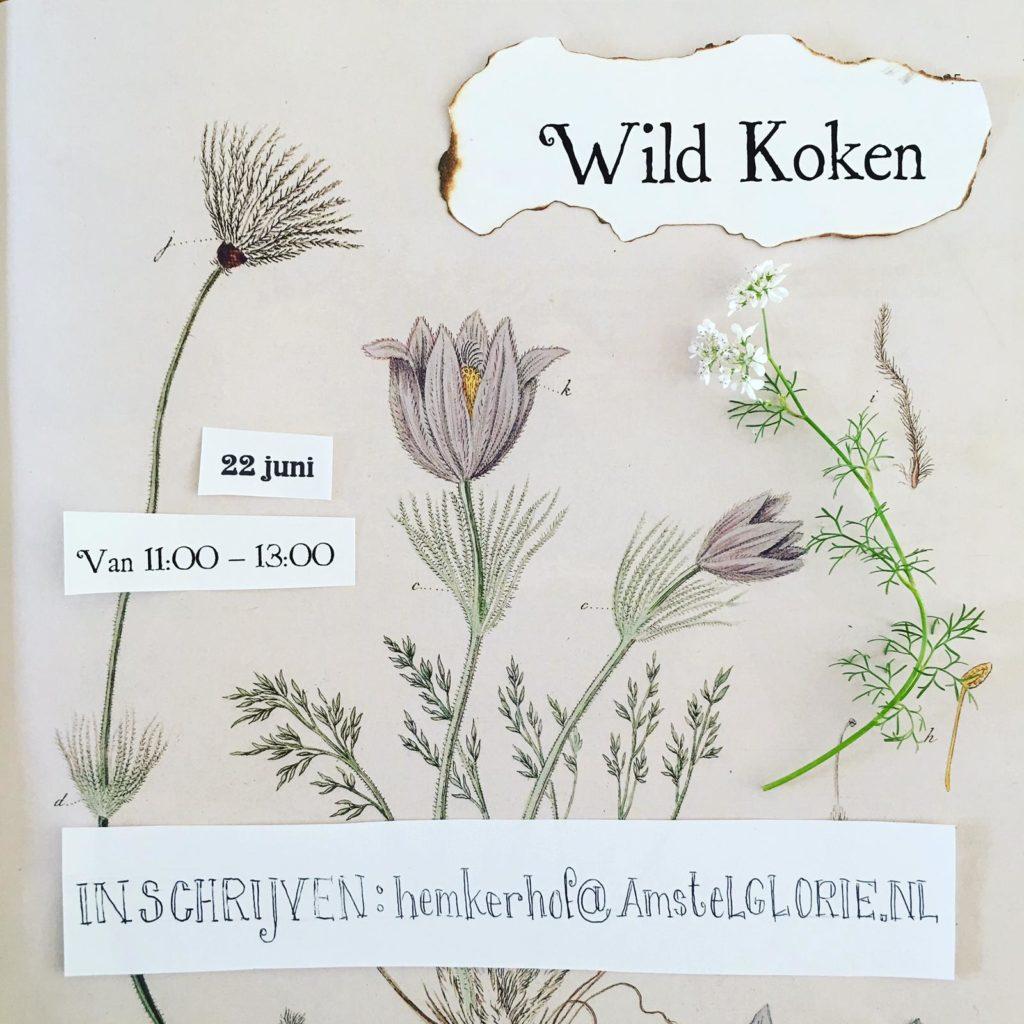 Amstelglorie-Wildkoken
