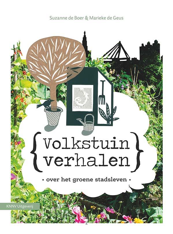 Cover boek Volkstuinverhalen