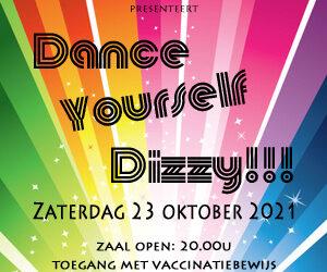 Za 23 okt – Dance Yourself Dizzy, disco met DJ Marte